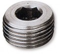 Inch Pipe Plugs A313 - product photo - 1 piece