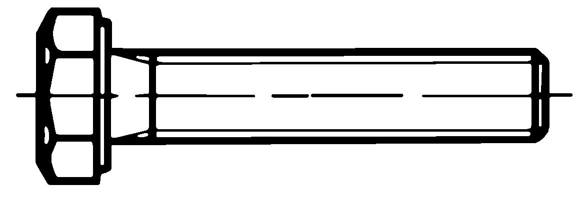 din 961 960 iso 8765 8676 hex head cap screw grade 10 9 fine thread 2nd choice fuller. Black Bedroom Furniture Sets. Home Design Ideas