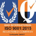 QAS International ISO 9001:2015 - Quality Assurance Logo