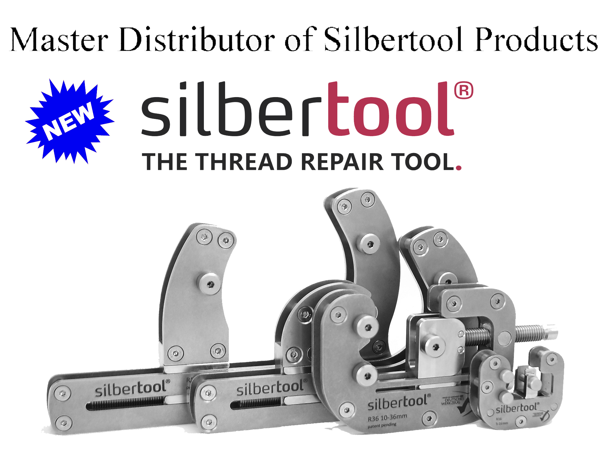 New Product - Silbertool
